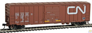 Walthers Mainline / 50' ACF Bxcr CN #419332  (SCALE=HO)  Part # 910-2129