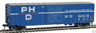 Walthers Mainline / 50' ACF Bxcr PH&D #1003  (SCALE=HO)  Part # 910-2133