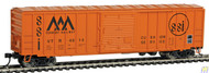 Walthers Mainline / 50' ACF Bxcr VTR #4014  (SCALE=HO)  Part # 910-2136