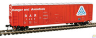 Walthers Mainline / 50' ACF Bxcr BAR #5602  (SCALE=HO)  Part # 910-2139