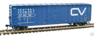 Walthers Mainline / 50' ACF Bxcr CV #600292  (SCALE=HO)  Part # 910-2142