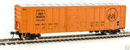2144 Walthers Mainline / 50' ACF Bxcr GMRC #0655  (SCALE=HO)  Part # 910-2144