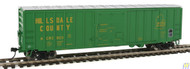 Walthers Mainline / 50' ACF Bxcr HCRC #803  (SCALE=HO)  Part # 910-2145