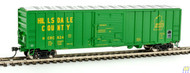 Walthers Mainline / 50' ACF Bxcr HCRC #824  (SCALE=HO)  Part # 910-2146