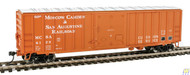 2148 Walthers Mainline / 50' ACF Bxcr MCSA #6123  (SCALE=HO)  Part # 910-2148