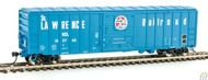 2150 Walthers Mainline / 50' ACF Bxcr NSL #100747  (SCALE=HO)  Part # 910-2150