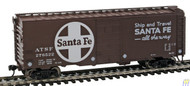 Walthers Mainline / PS1 Bxcr ATSF #276522  (SCALE=HO)  Part # 910-2364