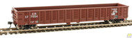 Walthers Mainline / 53' Corr Gon CR #577694  (SCALE=HO)  Part # 910-6055