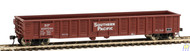 Walthers Mainline / 53' Corr Gon SP #337586  (SCALE=HO)  Part # 910-6060
