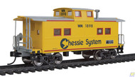 8602 Walthers Mainline / NE Caboose CHESSIE/WM  (SCALE=HO)  Part # 910-8602