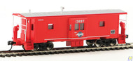 8656 Walthers Mainline / Bay Wndw Cab MP #13697  (SCALE=HO)  Part # 910-8656