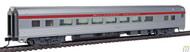 30007 Walthers Mainline / 85' Budd Lg-Wn Coach SP  (SCALE=HO)  Part # 910-30007