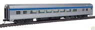 30009 Walthers Mainline / 85' Budd Lg-Wn Coach VIA  (SCALE=HO)  Part # 910-30009