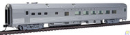 30153 Walthers Mainline / 85' Budd Diner CB&Q  (SCALE=HO)  Part # 910-30153