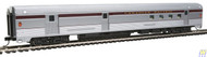 Walthers Mainline / 85' Budd Bag-RPO CP  (SCALE=HO)  Part # 910-30304