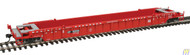Walthers Mainline / 53' 3Un Wll CP #523148  (SCALE=HO)  Part # 910-55061