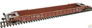 Walthers Mainline / 53' 3Un Wll CN/GTW#676068  (SCALE=HO)  Part # 910-55063