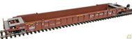 Walthers Mainline / 53' 3Un Wll CN/GTW#676074  (SCALE=HO)  Part # 910-55064