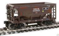 Walthers Mainline / 24' MN Ore DMIR Mdrn#2 6/  (SCALE=HO)  Part # 910-58016