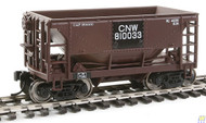 Walthers Mainline / 24' MN Ore CNW Ptchd#1 6/  (SCALE=HO)  Part # 910-58017