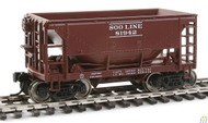 Walthers Mainline / 24' MN Ore SOO #2 6/  (SCALE=HO)  Part # 910-58020