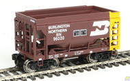 Walthers Mainline / 24' Tac Car BN #2 4/  (SCALE=HO)  Part # 910-58052