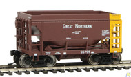 Walthers Mainline / 24' Tac Car GN #2 4/  (SCALE=HO)  Part # 910-58061
