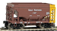 Walthers Mainline / 24' Tac Car GN #3 4/  (SCALE=HO)  Part # 910-58062