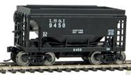 Walthers Mainline / 24' Tac Car LS&I #1 4/  (SCALE=HO)  Part # 910-58063