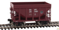 Walthers Mainline / 24' MI Tac WC/SSAM #1 6/  (SCALE=HO)  Part # 910-58157