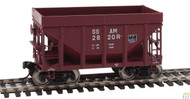 Walthers Mainline / 24' MI Tac WC/SSAM #2 6/  (SCALE=HO)  Part # 910-58158