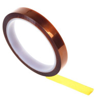 "6KAP1-2 ½"" roll of high-quality Kapton tape which is perfect  for securing and isolating decoders in both HO and N scale   YankeeDabbler Part # 66-KAP1-2"
