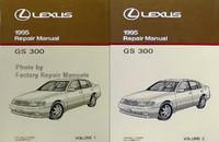 Lexus 1995 Repair Manuals GS 300