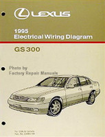 Lexus 1995 Electrical Wiring Diagrams GS 300