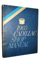 1965 Cadillac Shop Manual