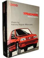 1992 Geo Tracker Factory Service Manual