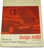 Dodge A-100 Service Manual