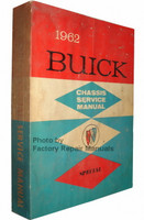 1962 Buick Chassis Service Manual Special Skylark
