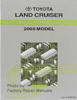 Toyota Land Cruiser Electrical Wiring Diagrams 2000 Model