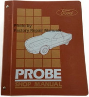 1989 Ford Probe Shop Manual