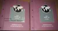 1997 Lincoln Mark VIII Factory Shop Service Manual Set