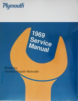 Plymouth 1969 Service Manual