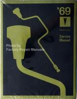 1969 Pontiac Service Manual