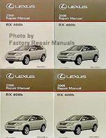 2006 Lexus RX400h Repair Manuals