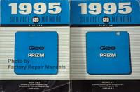 1995 Chevrolet Geo Prizm Service Manual Volume 1, 2