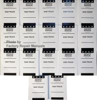 2008 Dodge Ram Truck Service Manual Complete Volumes 1-17