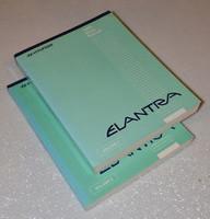 1995 HYUNDAI ELANTRA GL GLS Factory Dealer Shop Service Repair Manual Set