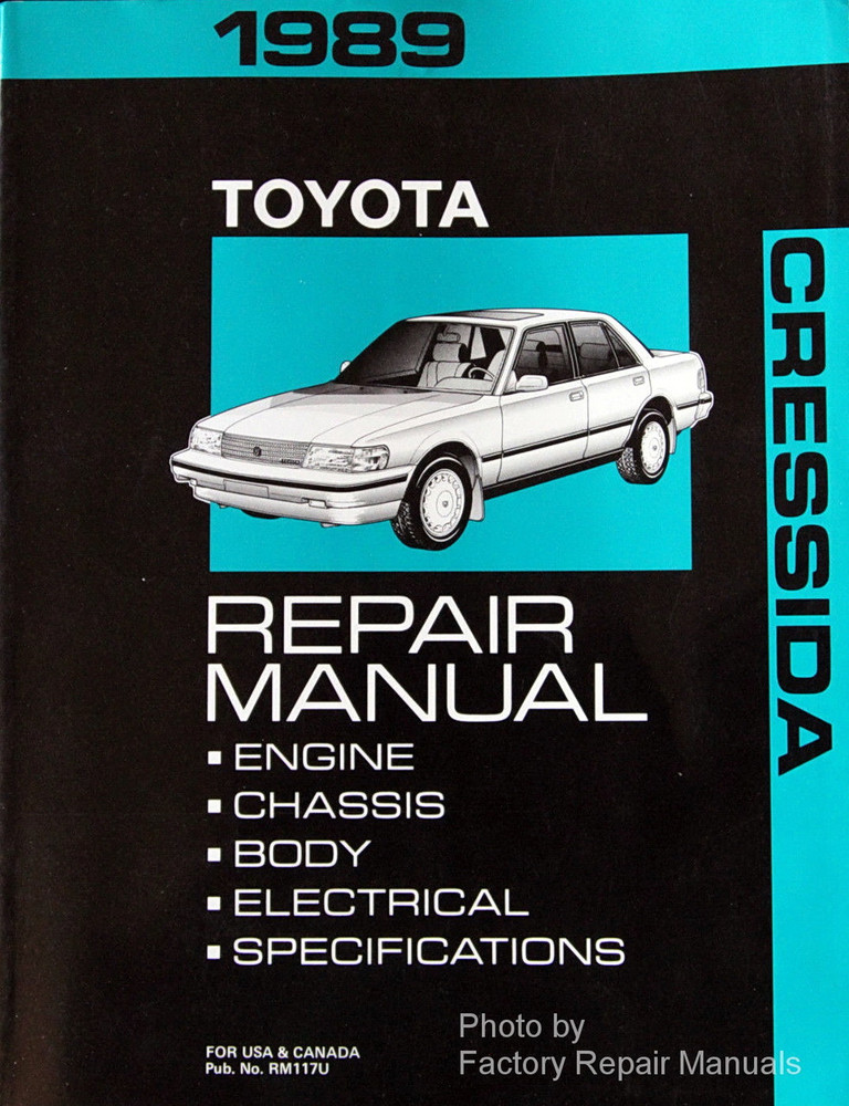 1989 toyota cressida weight loss