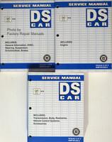 2005 Cadillac STS Service Manuals