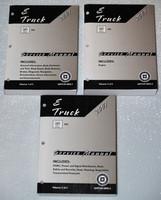 2007 Cadillac SRX Service Manual Volume 1, 2, 3
